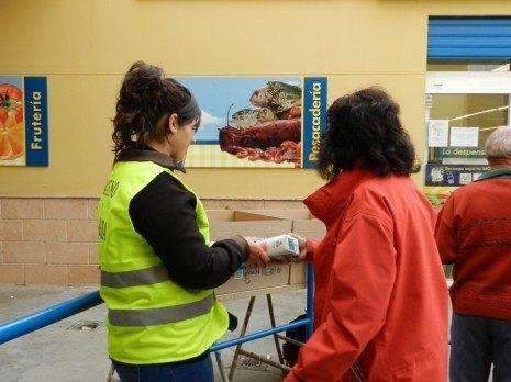 Operación Kilo Jóvenes Moraos 2012