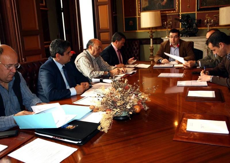 Reunión del Consejo de Administración de Emaser 2012