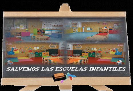 SALVEMOS+LAS+ESCUELAS+cabezera+blog 465x320 - Nuevo blog 'salvemos las escuelas infantiles'