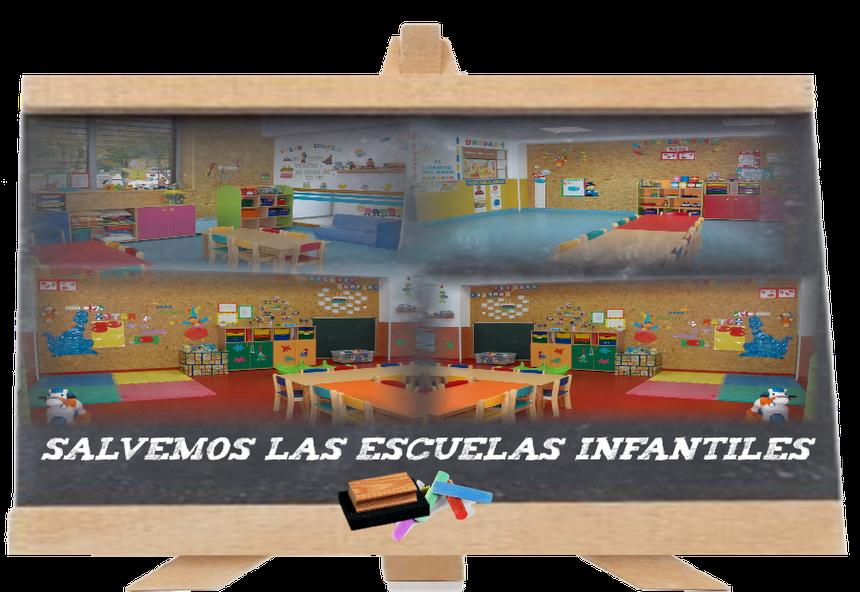 SALVEMOS+LAS+ESCUELAS+cabezera+blog - Nuevo blog 'salvemos las escuelas infantiles'