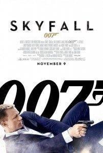 Skyfall 202x300 - Cartelera Cinemancha del viernes 9 al jueves 15 de noviembre.