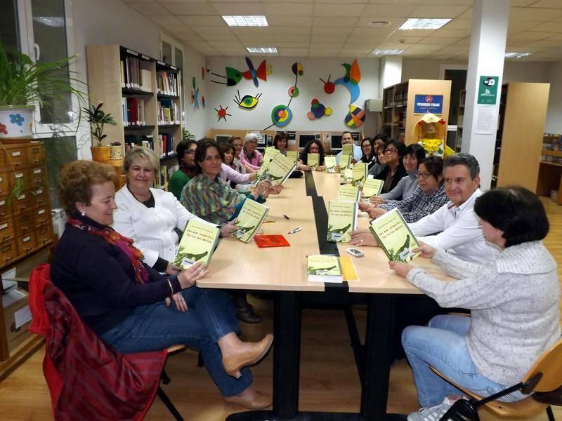 herencia club lectura castillos carton a - Los club de lectura de Herencia se consolidan como una de las principales ofertas culturales de la localidad