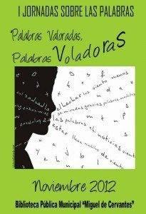 herencia palabras voladoras a cartel 205x300 - Palabras voladoras es la propuesta para noviembre de la biblioteca de Herencia