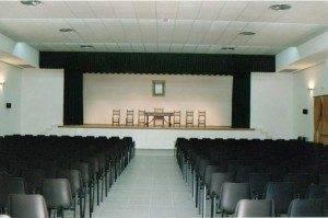 Salón parroquial CECILIA TRIGUERO de Villacañas