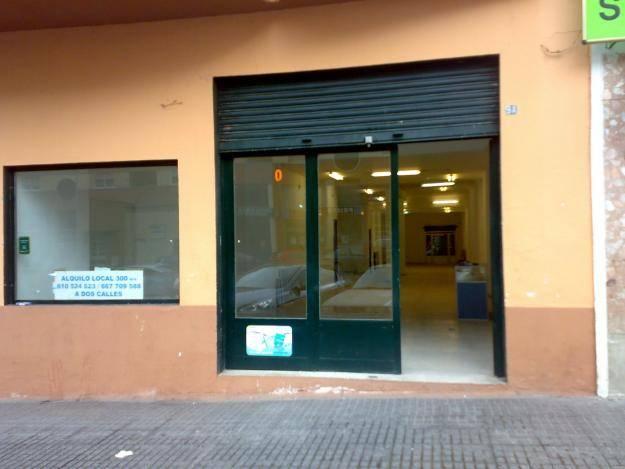 local comercial - Aprobada la ordenanza reguladora de la tasa por apertura de establecimientos en Herencia