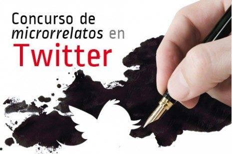 Concurso de microrrelatos en Twitter.