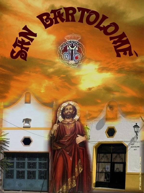 Nueva y antigua ermita de San Bartolomé de Herencia