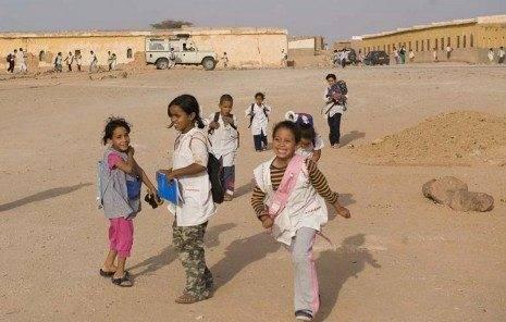 Educaci%C3%B3n saharaui 465x296 - La Asociación de Amigos del Pueblo Saharaui organiza una casa del terror para los más atrevidos