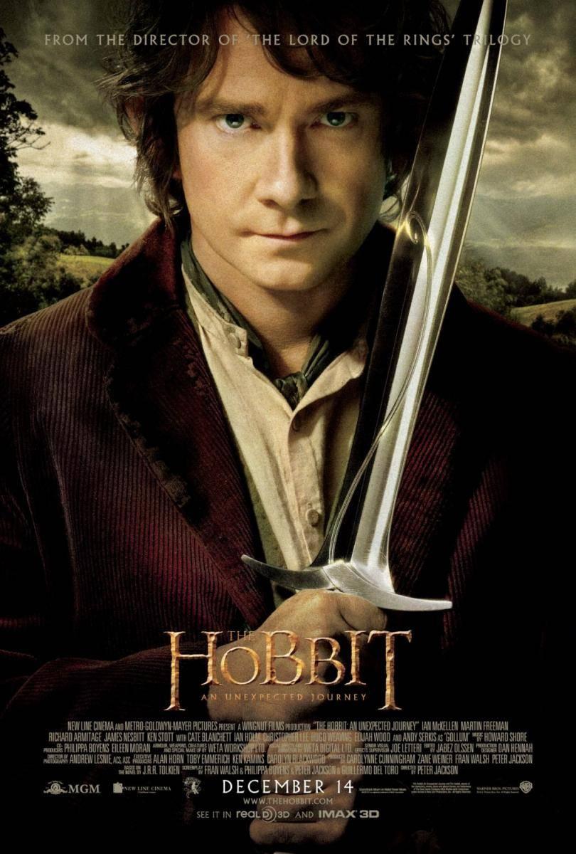 El Hobbit un viaje inesperado - Programación Cinemancha del 14 al 20 de diciembre.