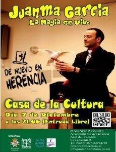 Espectáculo de magia de Juanma García 230x300 - Juventud organiza un espectáculo de magia para todos los públicos