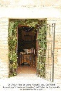 Exposición Cuento de Navidad_Decoración de Interiores de la UP (1)