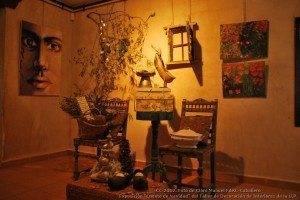 Exposición Cuento de Navidad_Decoración de Interiores de la UP (17)
