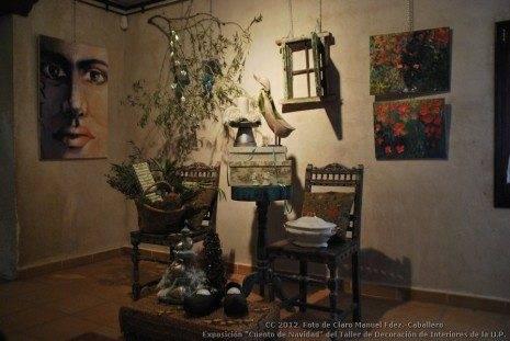 Exposición Cuento de Navidad_Decoración de Interiores de la UP (18)