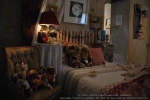 Exposición Cuento de Navidad_Decoración de Interiores de la UP (20)