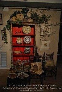 Exposición Cuento de Navidad_Decoración de Interiores de la UP (21)