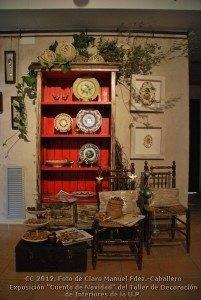 Exposición Cuento de Navidad_Decoración de Interiores de la UP (22)