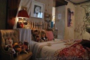 Exposición Cuento de Navidad_Decoración de Interiores de la UP (23)
