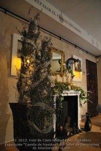 Exposición Cuento de Navidad_Decoración de Interiores de la UP (30)