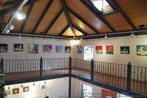 Exposición Cuento de Navidad_Decoración de Interiores de la UP (47)