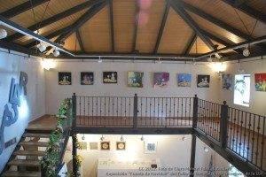 Exposición Cuento de Navidad_Decoración de Interiores de la UP (48)