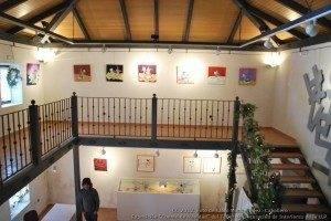 Exposición Cuento de Navidad_Decoración de Interiores de la UP (51)