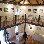 Exposición Cuento de Navidad_Decoración de Interiores de la UP
