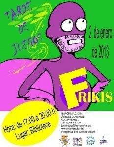Juventu organiza una tarde de juegos Frikis en la biblioteca 233x300 - Tarde de juegos frikis en la biblioteca