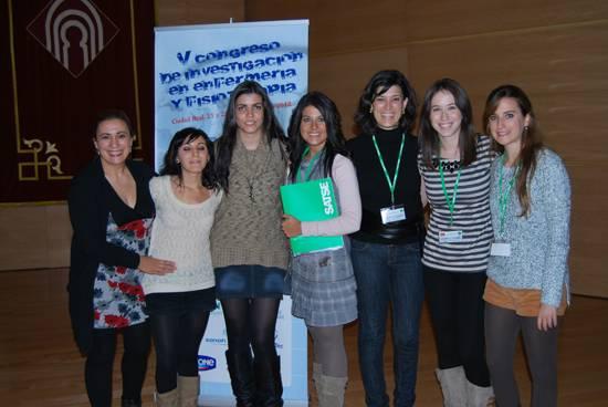 Matronas premiadas en el Congreso SATSE 12 - Consolación Torres premiada por su investigación enfermera en el hospital Mancha Centro