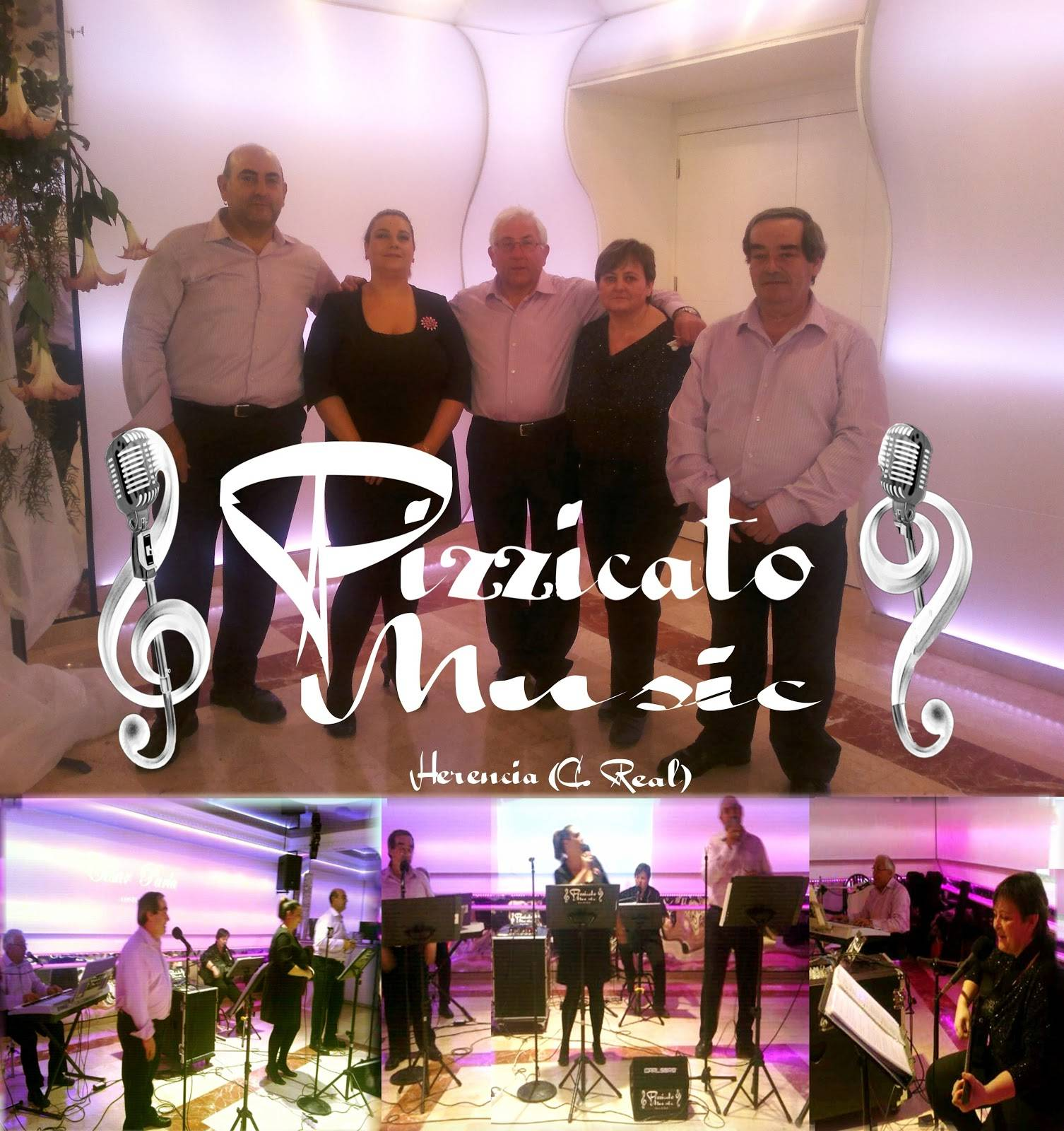 PIZZICATOMUSIC HERENCIA - Pizzicato Music, nuevo grupo musical de Herencia