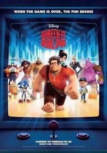 Rompe Ralph 209x300 - Programación Cinemancha del 25/12/2012 al 3/01/2013