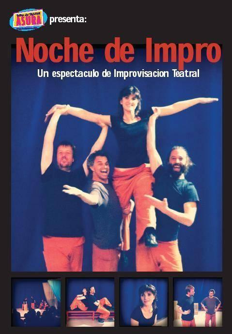 Teatro Improvisacion Asura - Noche de improvisación con el Teatro Asura
