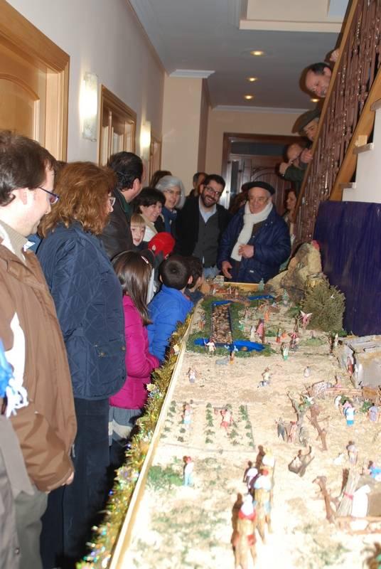 VI Ruta de Belenes del Taller de Historia Local en Herencia