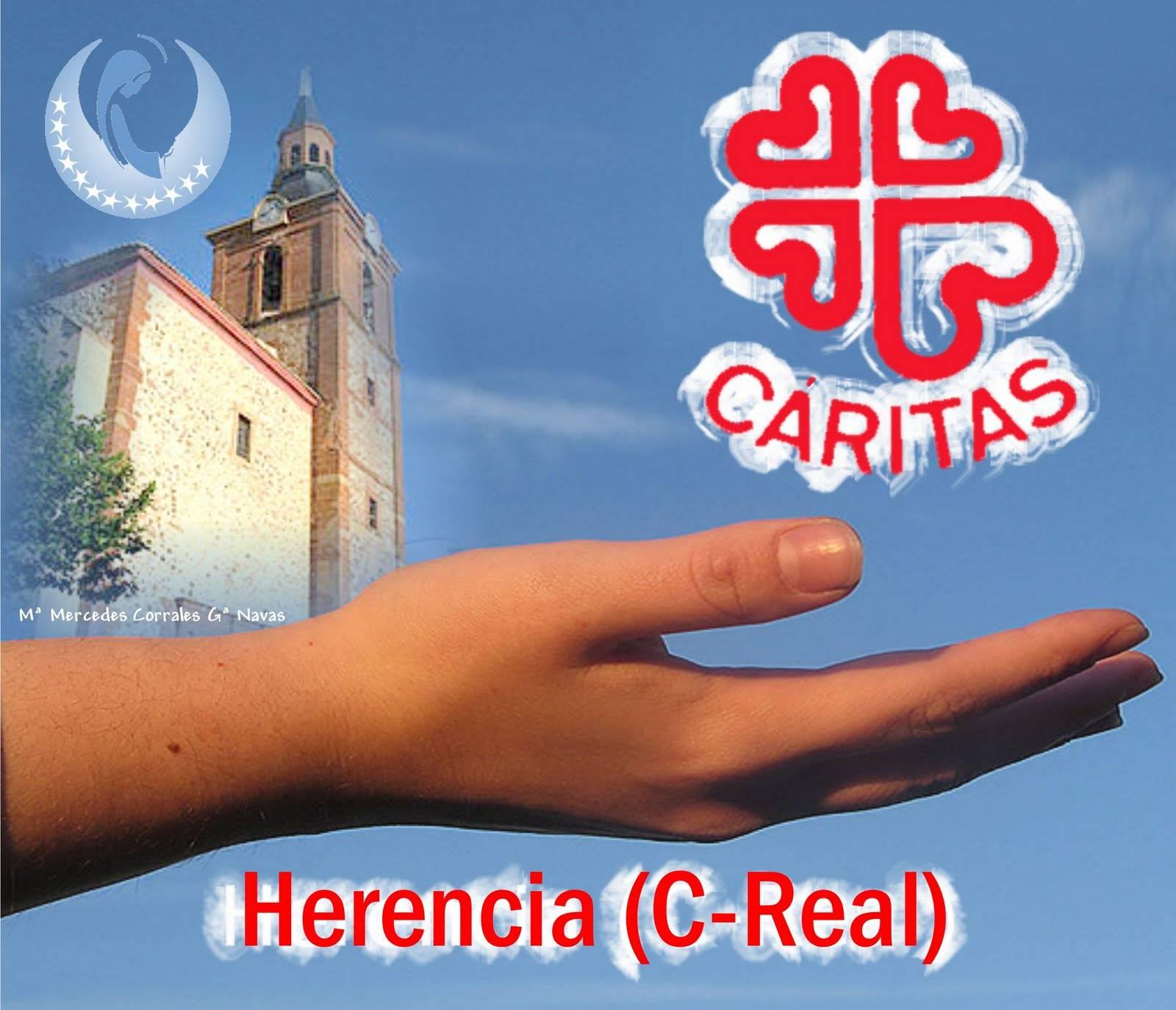 Cáritas Herencia. Imagen de Mercedes Corrales