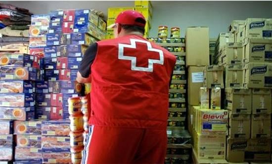 Cruz Roja plan alimentos