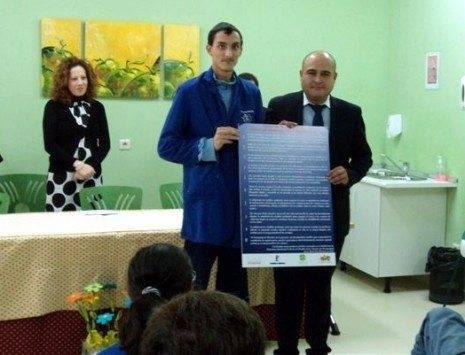 herencia discapacidad b civisegur 465x355 - Herencia celebró el día de la discapacidad con un emotivo acto en el Picazuelo