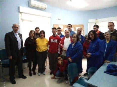 Herencia celebró el día de la discapacidad con un emotivo acto en el Picazuelo 1