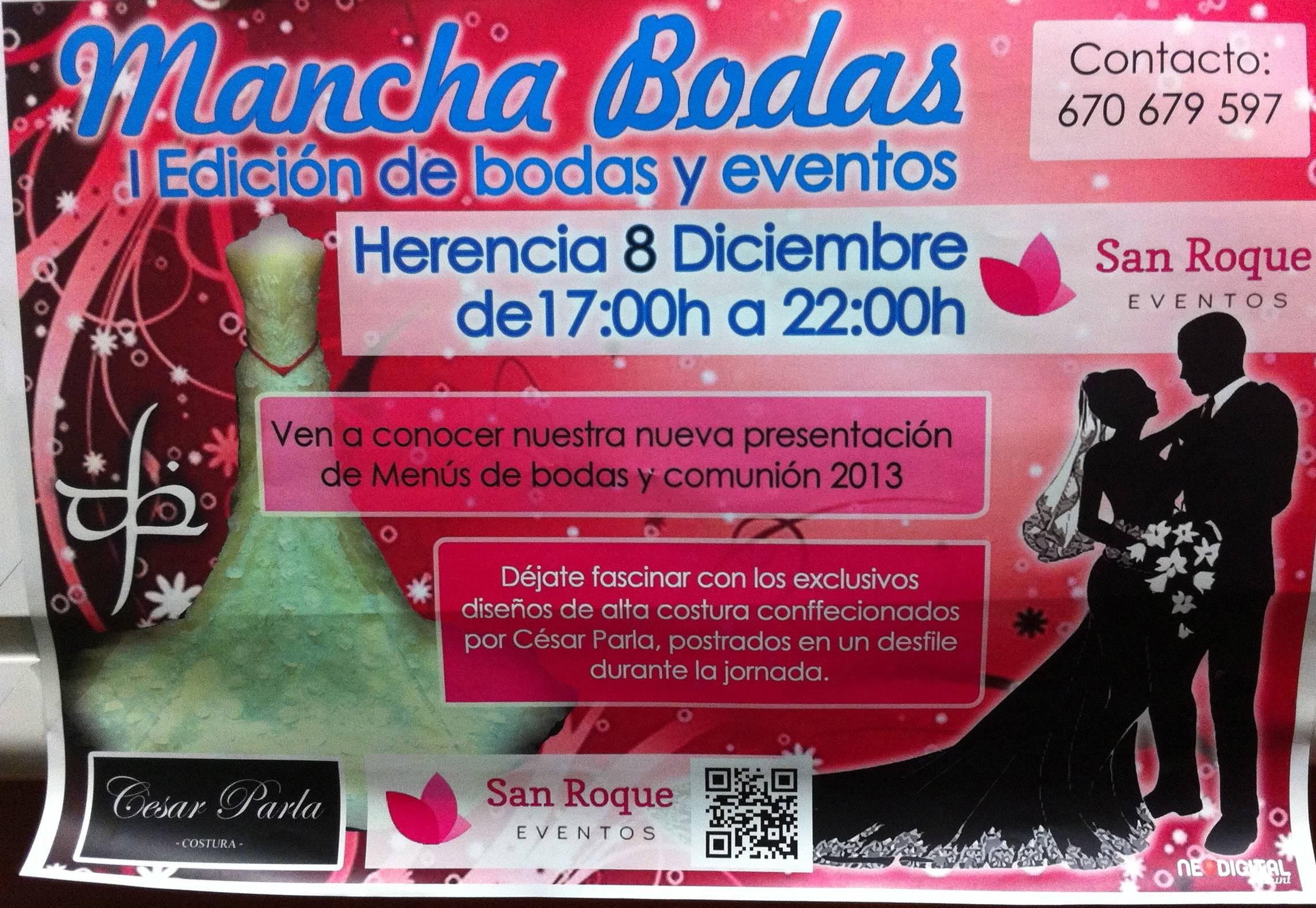 "Herencia acoge ""Mancha Bodas"" en San Roque Eventos 2"