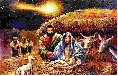nacimiento de jesus completo - Nos han robado la mula y el buey