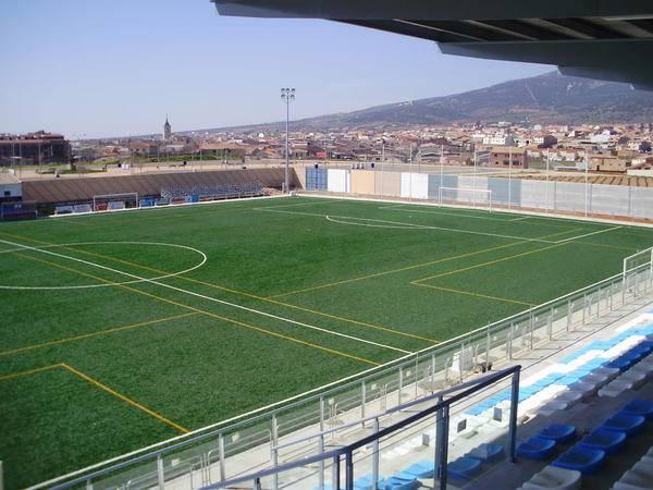 Campo de Futbol de Villarrubia de los Ojos - Tres puntos más para los juveniles del Herencia