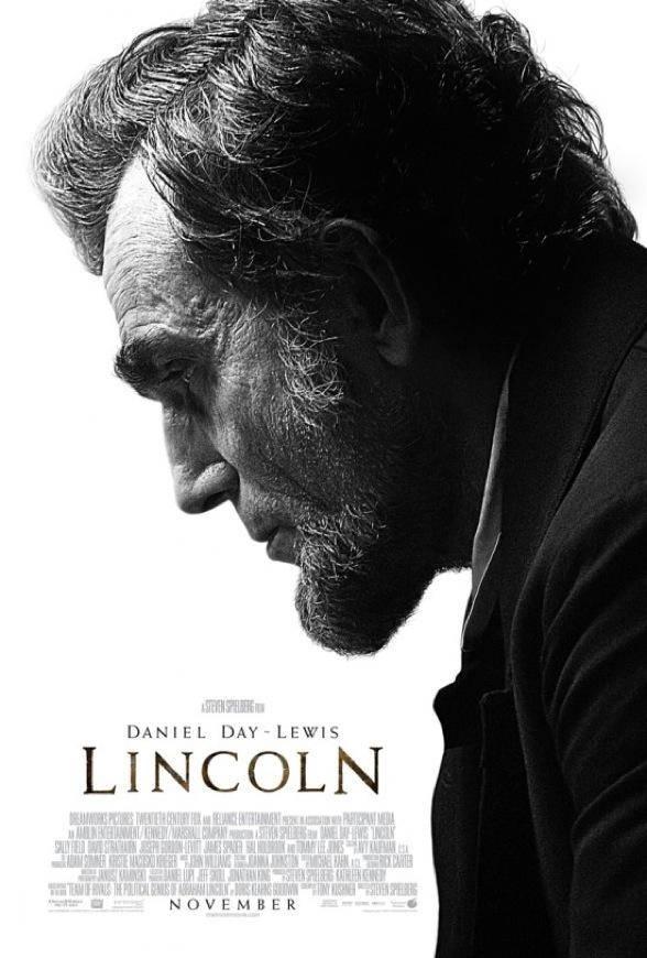 Lincoln - Cartelera Cinemancha del 18 al 24 de enero