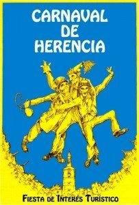 Portada1989 1 OKjpg 203x300 - Herencia presentará un año más en FITUR las excelencias de su Carnaval