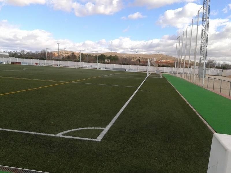 Campo de fútbol de Herencia