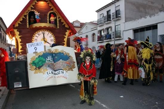 """El burleta carnaval de herencia - Cerca de """"15.000"""" personas en el Desfile del Ofertorio 2013"""