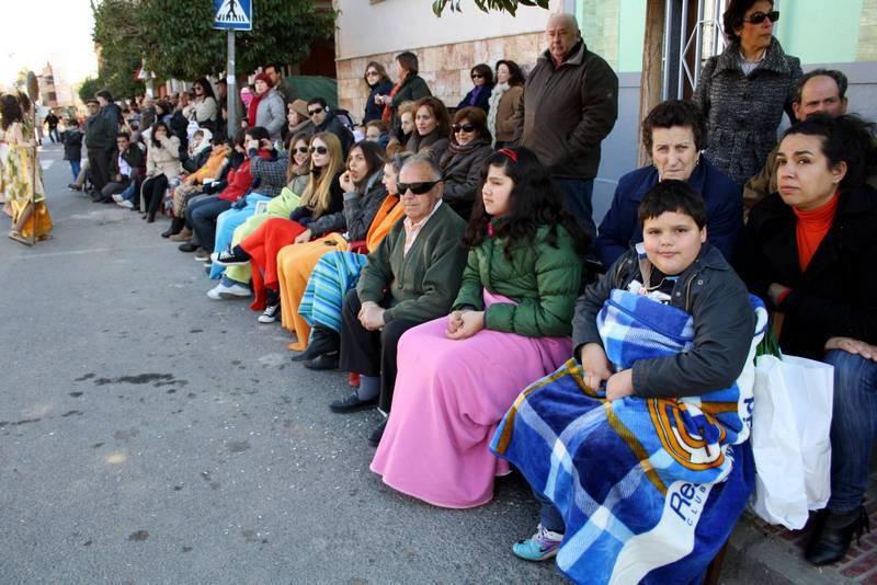 HERENCIA espera preparada el ofertorio - Cerca de 2.000 personas de 35 agrupaciones de la comunidad participan este martes en el día del Ofertorio de Herencia