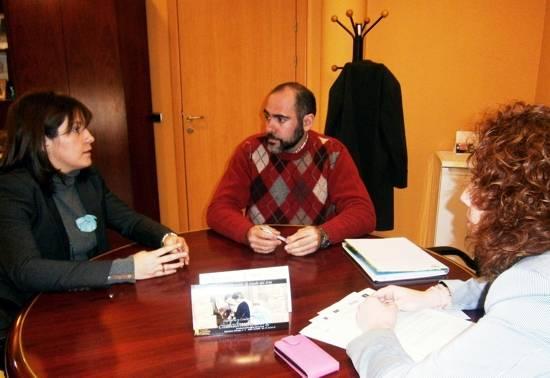 Herencia ATA g - El Ayuntamiento de Herencia se reune con la Asociación de Autónomos ATA de Castilla-La Mancha