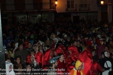S%C3%A1bado de los Ansiosos 465x309 - Fotogalería del Sábado de los Ansiosos del Carnaval de Herencia 2013