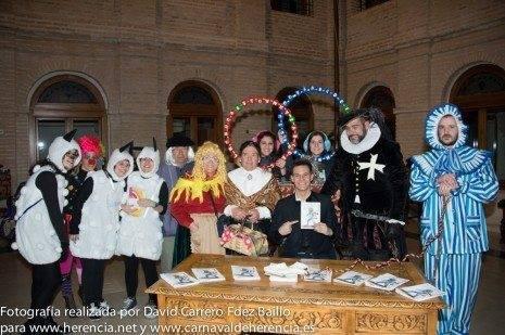inauguracion carnaval de herencia 2013 1 de 1 465x309 - Buscando la declaración de Interés Turístico Nacional para nuestro Carnaval