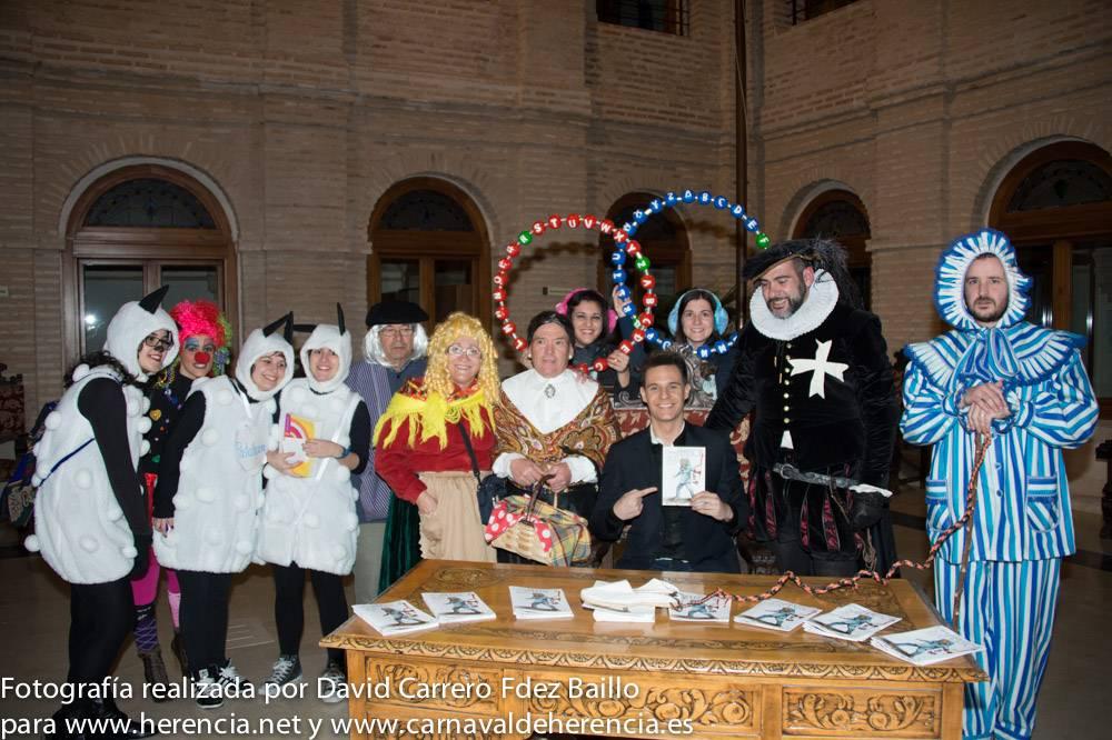 Buscando la declaración de Interés Turístico Nacional para nuestro Carnaval 1