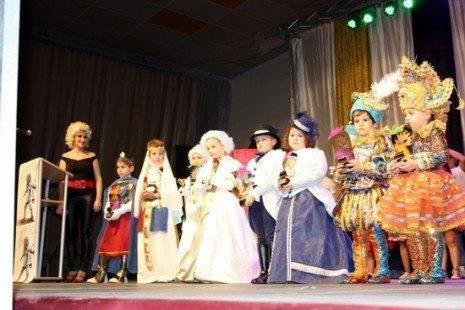 jinetas de carnaval de herencia