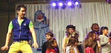 """Juan """"D"""" autor de la cancion vuelve el carnaval"""